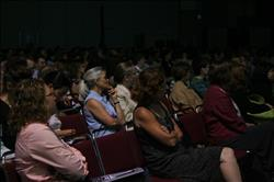 Audience at the Annual Meeting